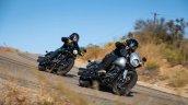 Harley Davidson Low Rider S Action Shot