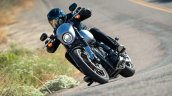 Harley Davidson Low Rider S In Action