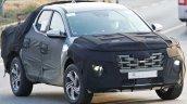 Hyundai Santa Cruz Spy Shot