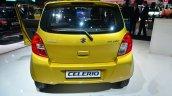 Suzuki Celerio Amt Rear At Geneva Motor Show