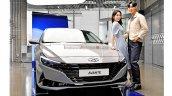 2021 Hyundai Elantra Exterior Launch Iab