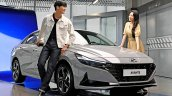 2021 Hyundai Elantra South Korea Launch