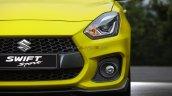 Suzuki Swift Sport Hybrid Front Fascia