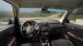 Suzuki Swift Sport Hybrid Interior Dashboard