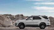 Toyota Fortuner Epic Edition Side