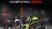 2020 Benelli Tnt 600i Colours