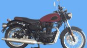 2021 Benelli Imperiale 530 Patent Image Rhs