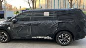 2021 Kia Carnival Sedona Ka4 Side Profile Spy Shot