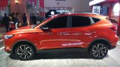 New Mg Zs Petrol Facelift Left Side Auto Expo 2020