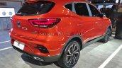 New Mg Zs Petrol Facelift Rear Three Quarters Auto
