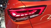 New Mg Zs Petrol Facelift Tail Lamp Auto Expo 2020