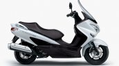 2020 Suzuki Burgman 200 Right Profile