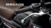 Tvs Radeon Special Edition Metallic Levers 9cad