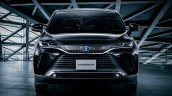 2020 Toyota Harrier Front Official