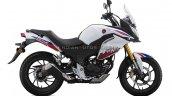 2020 Honda Cbf190x Right White