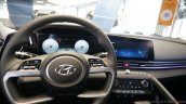 2021 Hyundai Elantra Dashboard Driver Side