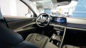 2021 Hyundai Elantra Dashboard Live Image