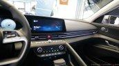 2021 Hyundai Elantra Dashboard Passenger Side