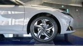 2021 Hyundai Elantra Front Alloy Wheel
