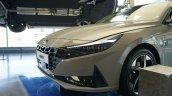 2021 Hyundai Elantra Front Fascia Side View