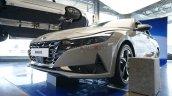 2021 Hyundai Elantra Grey Front Fascia