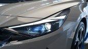 2021 Hyundai Elantra Headlamp