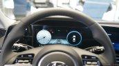 2021 Hyundai Elantra Instrument Cluster Live Image