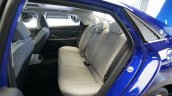 2021 Hyundai Elantra Interior Rear Seats