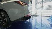 2021 Hyundai Elantra Rear Bumper