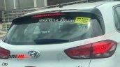 Hyundai I30 Spied India