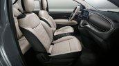 2020 Fiat 500 Electric Ev Front Seats