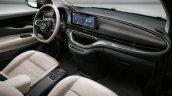 2020 Fiat 500 Electric Ev Interior Dashboard F7df