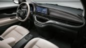 2020 Fiat 500 Electric Ev Interior Dashboard