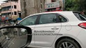 Hyundai I30 Left Side Spy Shot India E426