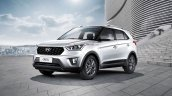 2020 Hyundai Creta Russia Facelift Wallpaper