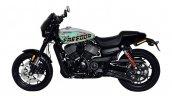 Custom Harley Davidson Street Rod Lhs