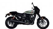 Custom Harley Davidson Street Rod Rhs