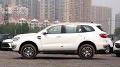 Ford Everest 2 3 Petrol Profile