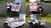 Hero Xtreme Ambulance