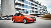 New Honda Jazz Facelift Exterior Dynamic
