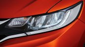 New Honda Jazz Facelift Headlamp