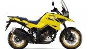 Suzuki V Strom 1050 Xt Yellow