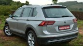 2017 Vw Tiguan Rear Quarter First Drive Review