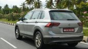 2017 Vw Tiguan Rear Quarter Road First Drive Revie