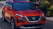 2021 Nissan X Trail Rogue Front Three Quarters