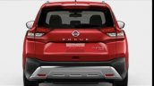 2021 Nissan X Trail Rogue Rear