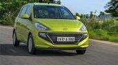 2018 Hyundai Santro Green Front Angle Dc79