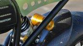 Norton Dominator Press Shot Rear Monoshock