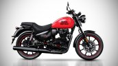 Royal Enfield Meteor 350 Render Red