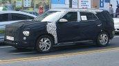 7 Seat Hyundai Creta Seven Seater Spy Photo